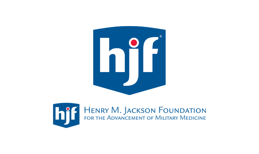 Two versions of the HJF logo